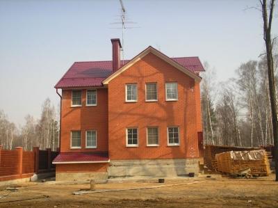 Коттедж в п. Беляниново